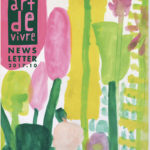 ニュースレター「art de vivre NEWS LETTER vol.04」をリリースしました